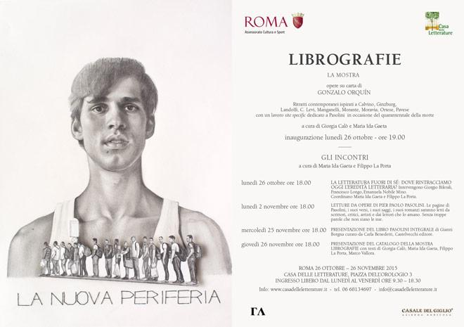 LIBROGRAFIE - Opere su carta di Gonzalo Orquín