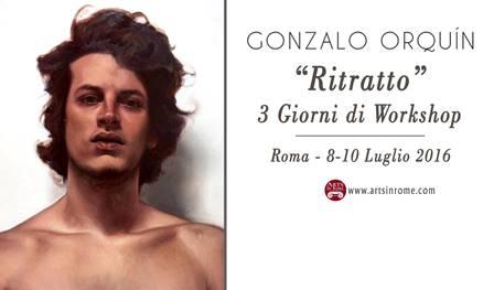 Workshop 8-10 Luglio 2016 arts in Rome